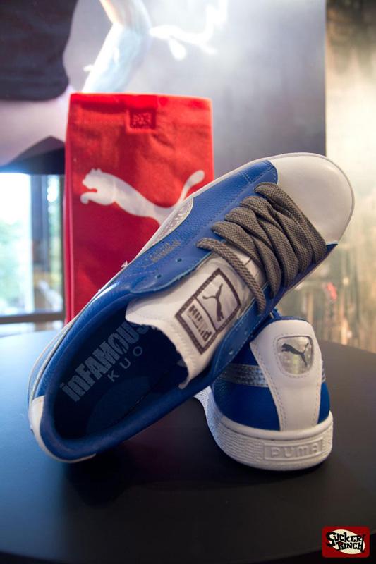 customize puma shoes